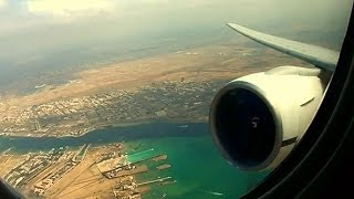 saudia 777 200er jeddah to riyadh   الخطوط السعودية من جدة إلى الرياض