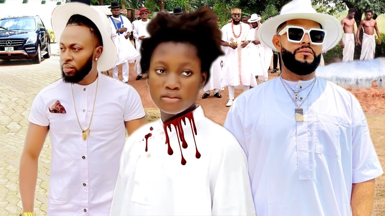 Download Sisters Blood COMPLETE MOVIE - Sharon Ifedi 2021 Latest Nigerian Movie