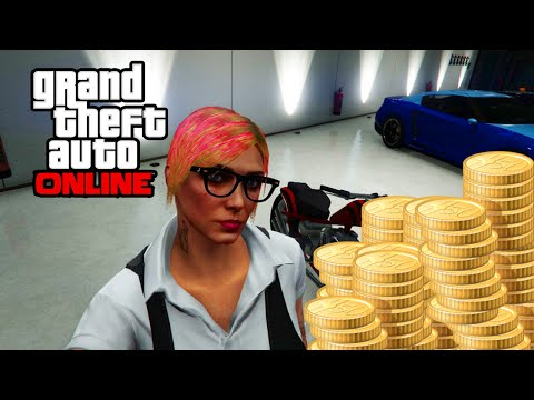 GTA 5 Online - Make $500,000 Once A Day -...
