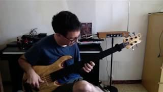 Uzeb- I believe It- Alain Caron bass solo cover