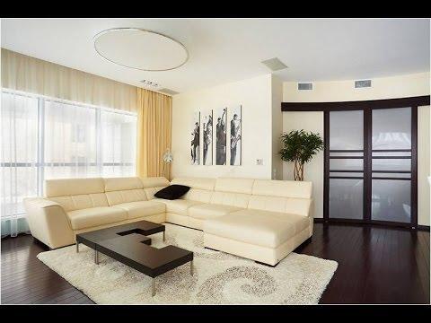 Интерьер и дизайн гостиной в стиле минимализм Идеи