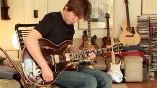 1973 Gibson ES-345 Part 4 Varitone Demo