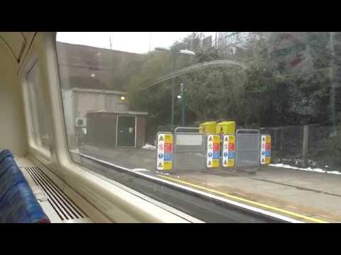 Journey on Northern line from Camden Town to High Barnet