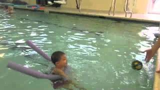 Swim Lessons - Joubert Syndrome