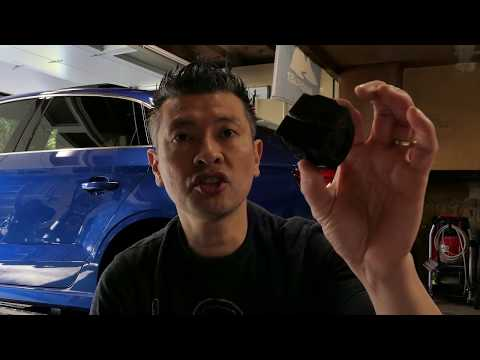 How to Install a Rear Sway Bar on an Audi S3