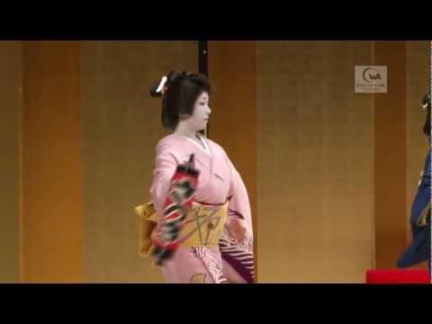東京発・伝統WA感動「花街のおどり」 【Traditional Geisha Dance Performance】