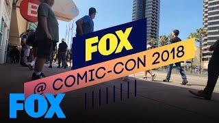 FOX At Comic-Con 2018 | FOX BROADCASTING