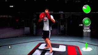 UFC: Personal Trainer Gameplay