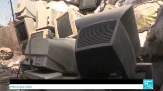 الهند: جبال من النفايات الإلكترونية تهدد البيئة وصحة السكان