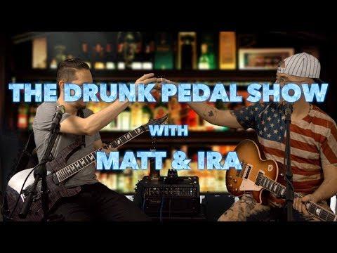 Drunk Pedal Show #1 - Friedman BE-OD and Johnny Walker Black