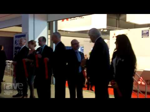 ISE 2015: ISE 2015 Opens with Ribbon Cutting Ceremony