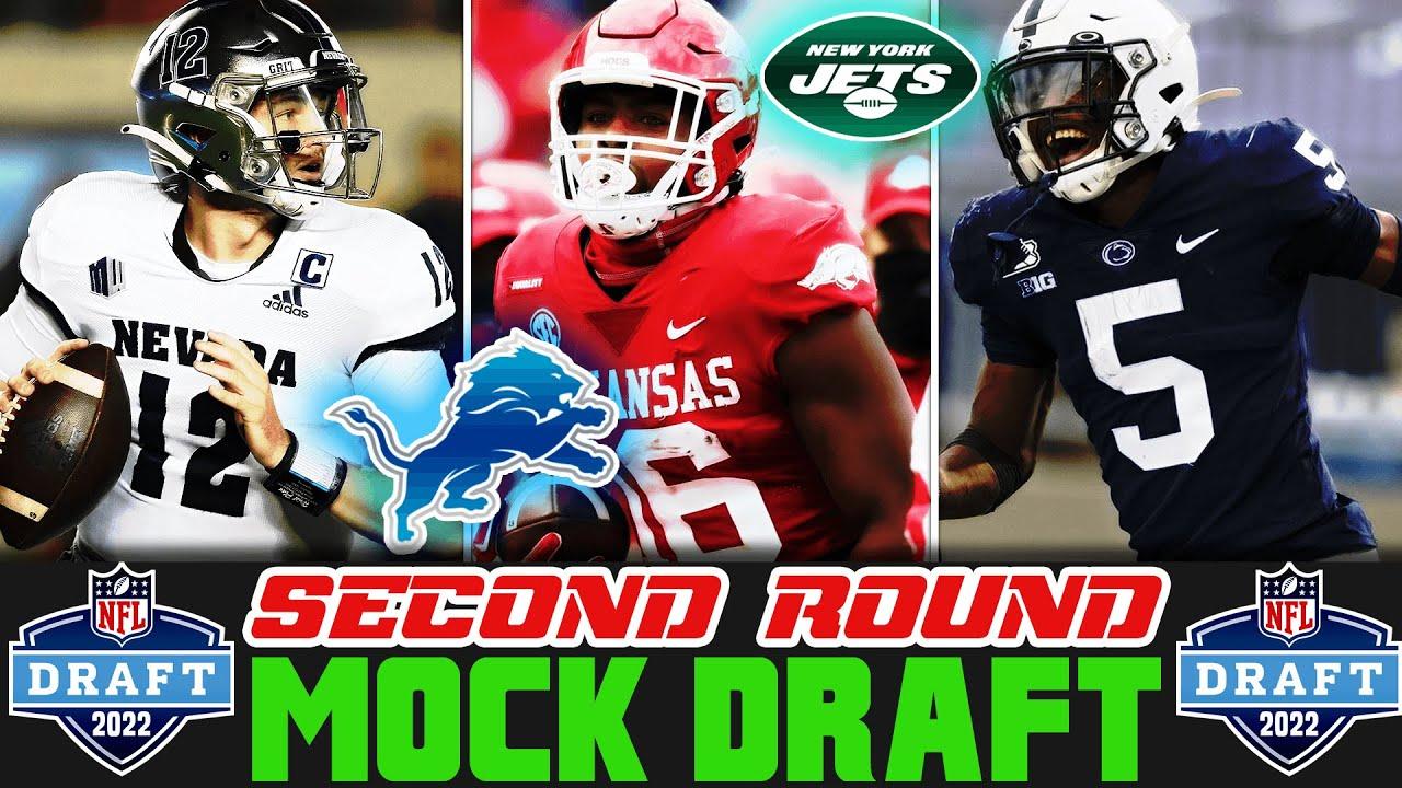 Download Three Round 2022 NFL Mock Draft   Second Round