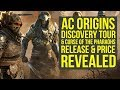 Assassin's Creed Origins DLC Release Date & Price REVEALED - Curse of the Pharaohs (AC Origins DLC)