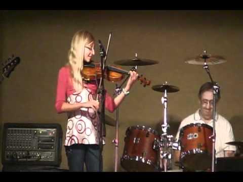 St Anne S Reel Old Time Fiddle Tune Susanna Heystek Youtube
