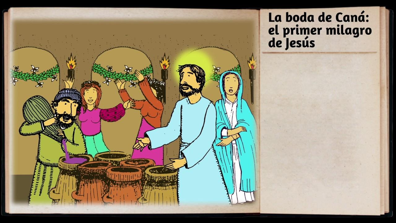 17 La Boda De Caná El Primer Milagro De Jesús Versión Radioteatro