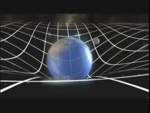 Gravity - From Newton to Einstein - The Elegant Universe