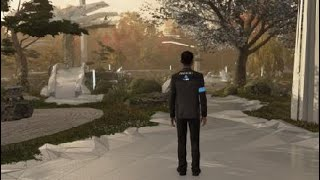 Detroit: Become Human Invasão a torre de TV