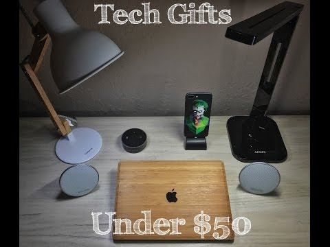 Top Tech Gifts Under $50