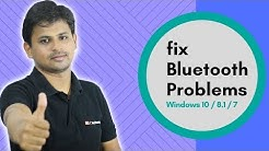Bluetooth Not Working in Windows 10? (SOLVED)