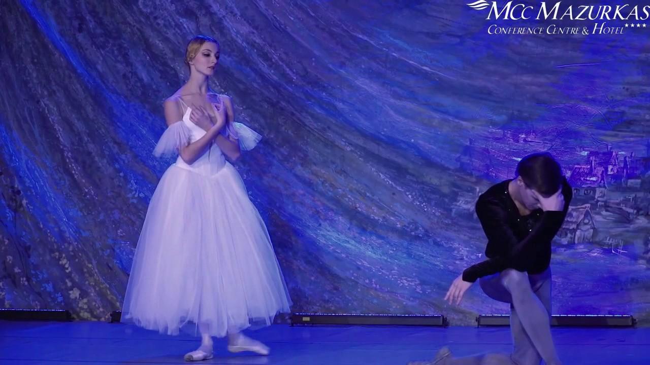"XXIII Forum Humanum Mazurkas - ""Giselle ou Les Willis"" Balet romantyczny w 2 aktach-2 6"