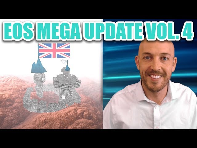 EOS Mega Update Vol 4: EOS on Ledger Nano S Update, Get Paid to Stake EOS, 3000 TPS, Telos listens