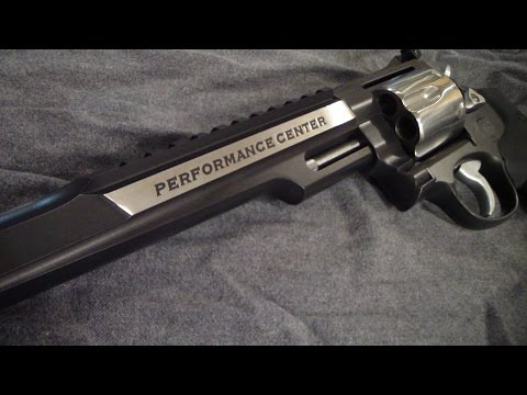 Smith & Wesson performance center 629 44 magnum hunter. BATJAC J.W