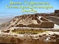Masada: The Mountaintop Fortress in Israel Overlooking the Dead Sea