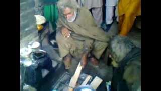 Peer Syed Fida Hussain Shah Sahib Qalander s/o Hazrat Peer Syed Baba LAL Shah Qalander(Murree)