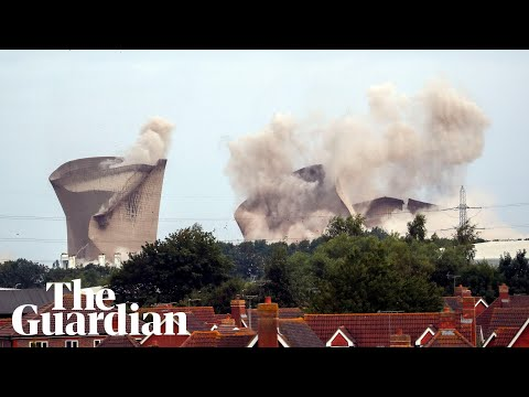 Didcot power station demolition caused mass power outage, SSEN says