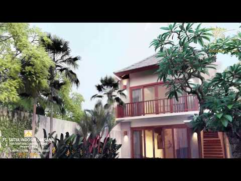 Bali Harmoni   Tibubeneng Villas (August 2015)