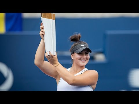 Nineteen-year-old Bianca Andreescu upsets Serena Williams to win US Open