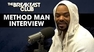 Method Man Tells Crack Stories, Playing A Pimp, Wu-Tang & More