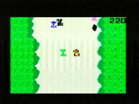 BUMP 'N' JUMP (Intellivision) gameplay
