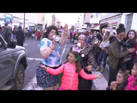Especial Coso Carnavalero de Puerto del Rosario 2018
