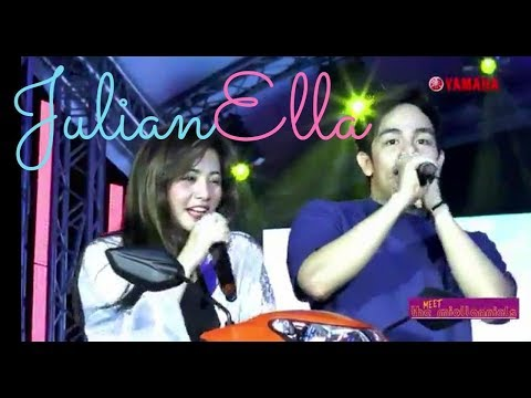 Julian Trono & Ella Cruz | Versace on the Floor/Tumalon