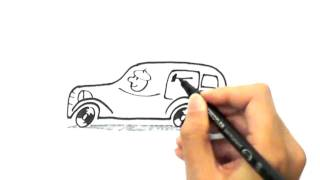 BG-Comic-animation Opel
