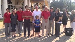 Alabama Teachers Credit Union ALS Ice Bucket Challenge