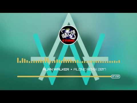 Nonstop Remix 2017 - ALONE - ALAN WALKER TOP DJ