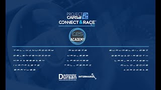 FINAL VIRTUAL CES ACADEMY 2019 | Project Cars 2