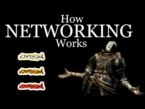How Networking Works in Games