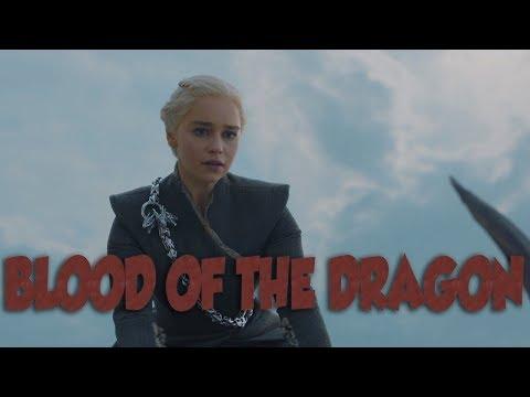 (Got) Jon & Daenerys || Blood of the Dragon