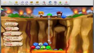 Rock Blast on Dolphin SVN R 5063 - Nintendo Wii Emulator