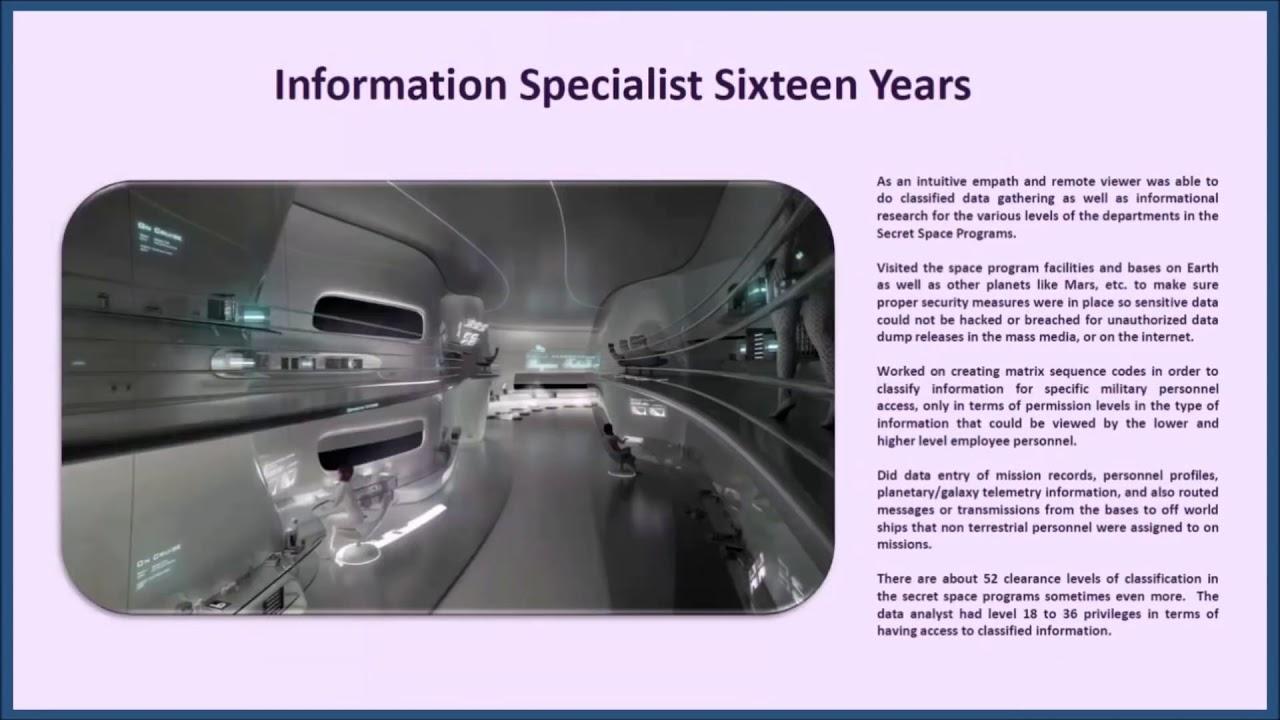 a9929a23c376 Skúsenosti účastníčky Tajného Vesmírneho Programu 001 - YouTube