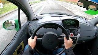 2009 Chevrolet Spark 0.8L (52) POV TEST Drive