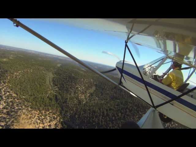 Bookcliff airstrips
