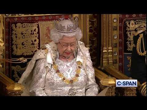 Queen Elizabeth II on Leaving European Union