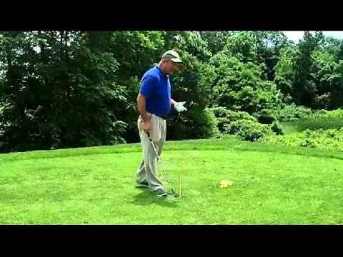 Take Away of the Vertical Golf Swing, Body Friendly Golf Swing