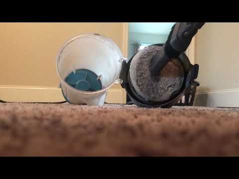 Dyson cleaning bissell + crunch bin