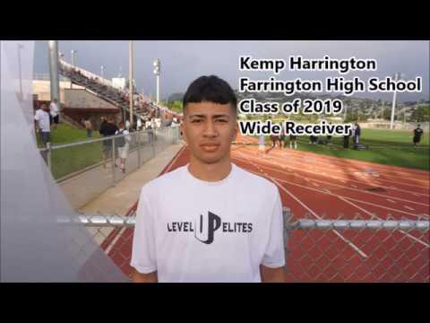 Kemp Harrington- Level Up Elites Hawaii Showcase 2018