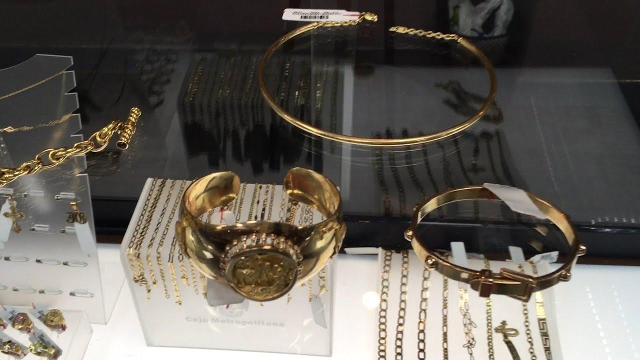 4892ecb95f95 Joyas de oro son expuestas y subastadas por San Valentín - YouTube